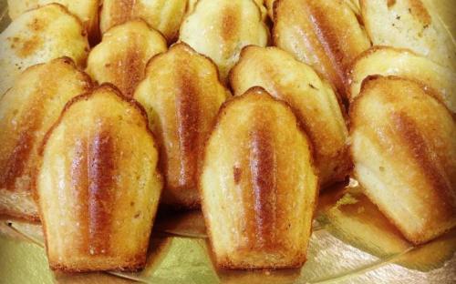 Лимонное печенье Мадлен, Домашняя кондитерская Зефир, Обнинск