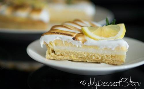 MyDessertStory, торты на заказ, Цитрусовый торт. Лимон и лайм