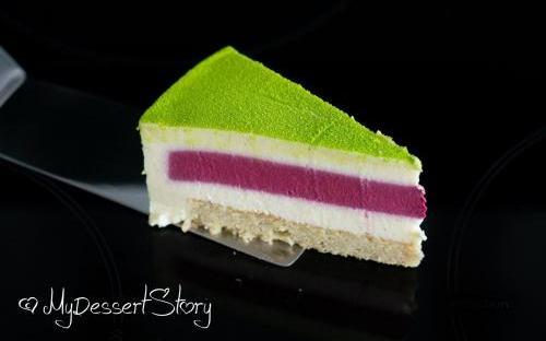 MyDessertStory, торты на заказ, Торт Пряная смородина