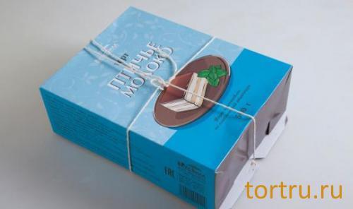 """Торт """"Птичье молоко"""", ВкусВилл"""