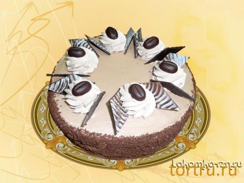 Фото новогодних тортов из кондитерских фабрик