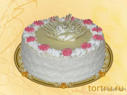 Она была очень знаменита во времена советского союза своими тортами