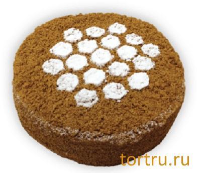 """Торт """"Медовик"""", Вкусные штучки, кондитерская, Обнинск"""