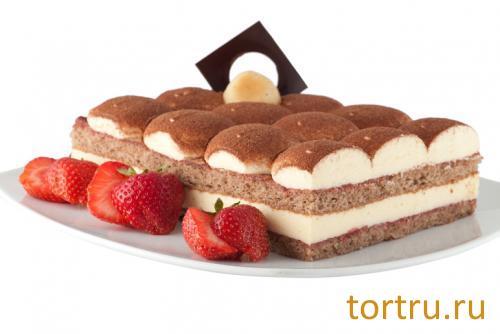 Тирамису торт в ашане