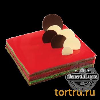 "Торт ""Бон-Марше"", Венский Цех фабрики Большевик, Москва"