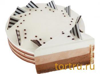 "Торт ""Три Шоколада"", Кондитерский дом Александра Селезнева"