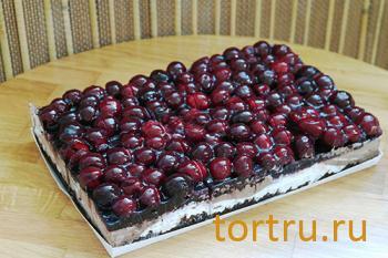 """Торт """"Вишня Шоколадная Хрустящая Германия"""", булочная кондитерская """"За Мечтой"""""""