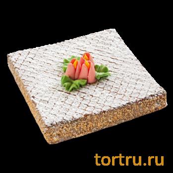 """Торт """"Идеал"""", Венский Цех фабрики Большевик, Москва"""