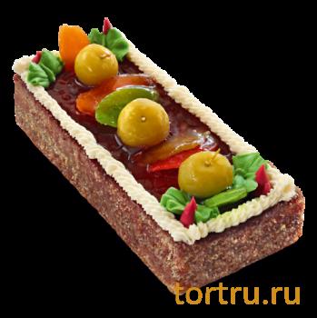 """Торт """"Мичуринский"""", Венский Цех фабрики Большевик, Москва"""