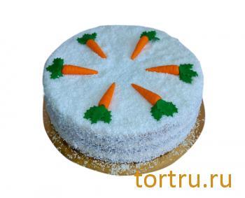 """Торт """"Морковный"""", кондитерская DolceVita, Дмитров"""