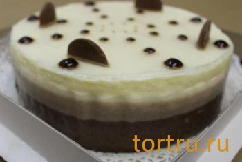 """Торт """"Три шоколада"""", Вкусные штучки, кондитерская, Обнинск"""