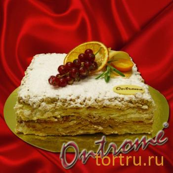 """Торт """"Ле Солей"""", Онтроме, кафе-кондитерская, Санкт-Петербург"""