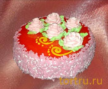 """Торт """"Нимфа"""", Кондитерский цех Чайный стол, Новосибирск"""
