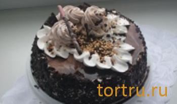 """Торт """"Йогуртово-шоколадный"""", Ахтырский хлебозавод"""