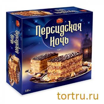 """Торт """"Персидская ночь"""", Черемушки"""