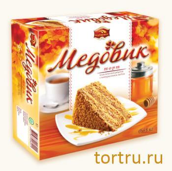 "Торт ""Медовик"", Черемушки"