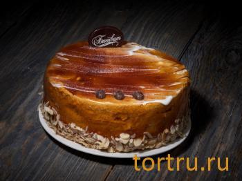 """Торт """"Агнес Бернауэр"""", сеть кондитерских магазинов Бисквит, Смоленск"""