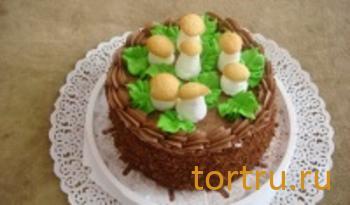 "Торт ""Боровичок"", Ахтырский хлебозавод"