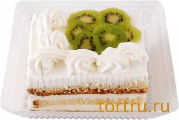 """Торт """"Йогуртовый"""" (киви), Лента"""