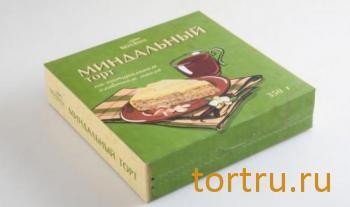 """Торт """"Миндальный"""", ВкусВилл"""