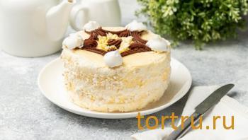 """Торт-безе """"Классический"""", ВкусВилл"""