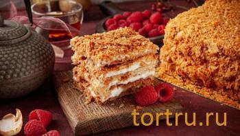 """Торт """"Наполеон"""", ВкусВилл"""