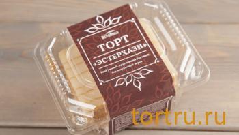 """Торт арахисовый """"Эстерхази"""", ВкусВилл"""