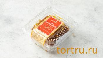 """Торт """"Морковный с апельсиновым джемом"""", ВкусВилл"""