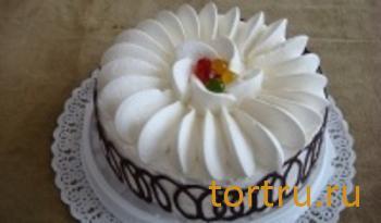 """Торт """"Йогуртовый"""", Ахтырский хлебозавод"""