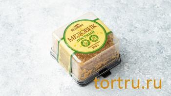"""Торт """"Медовик постный"""", ВкусВилл"""