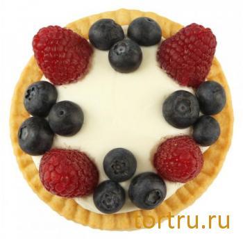 """Пирог """"Сабле Лесные ягоды"""", Лента"""