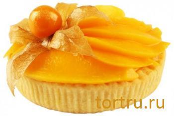"Пирог ""Сабле фруктовый"", Лента"