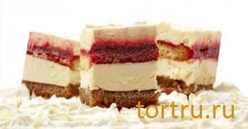 """Торт """"День и ночь"""", Кристоф, кондитерская фабрика десертов, Санкт-Петербург"""