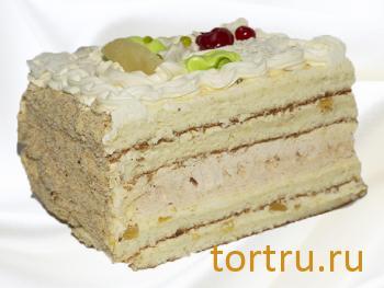 """Торт """"Нежность"""", Кондитерский цех Каньон, Белгород"""
