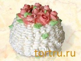 """Торт """"Жасминовый"""", Хлебокомбинат Кристалл"""