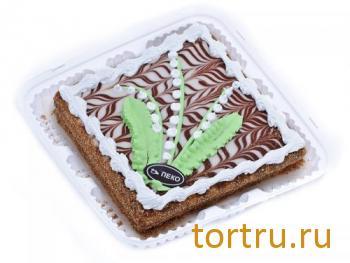 """Торт """"Ландыш"""", Хлебокомбинат """"Пеко"""", Москва"""