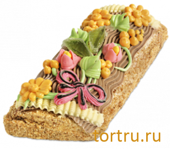 """Торт """"Сказка"""", Большевик, Москва"""