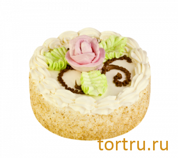 """Торт """"Бисквитно-кремовый"""", кондитерская фабрика Метрополис"""
