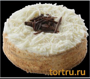 """Торт """"Сметанник"""", Большевик, Москва"""