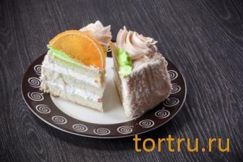 """Торт """"Золотой апельсин"""", """"Кристалл"""" Пенза"""