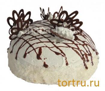 "Торт ""Панчо с ананасами"", Анапский хлебокомбинат"