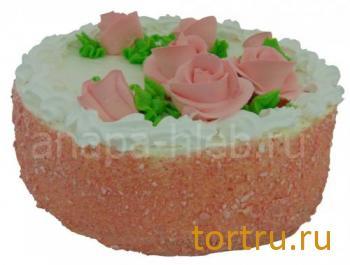 """Торт """"Адажио"""", Анапский хлебокомбинат"""