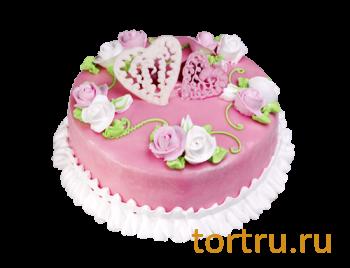 """Торт """"Вместе навсегда"""", кондитерская фабрика Метрополис"""