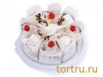 """Торт """"Европейский"""", Хлебокомбинат """"Пеко"""", Москва"""