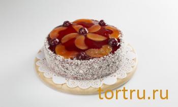 """Торт """"Зимняя вишня"""", Арт-Торт, Москва"""