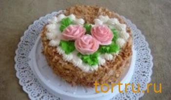 """Торт """"Подарочный"""", Ахтырский хлебозавод"""