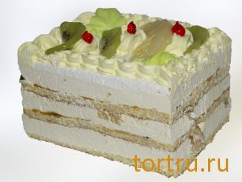 "Торт ""Маракуйя"", Кондитерский цех Каньон, Белгород"