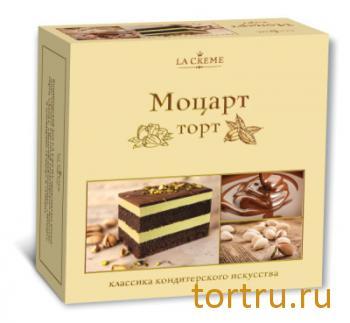 """Торт """"Моцарт"""", кондитерский дом La-Creame"""