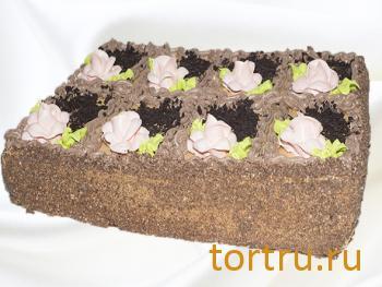 "Торт ""Мулатка"", Кондитерский цех Каньон, Белгород"