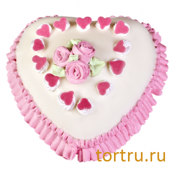 "Торт ""Мое сердечко"", ИП Айрапетян, Джубга Хлеб"